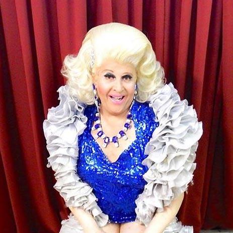 Drag Queen Tiffaney Wells - image